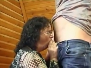 Just as long as she has a high libido this granny will do anything to please me