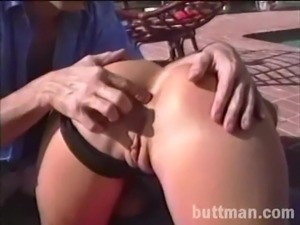 Provocative milf in a sexy thong riding a cock after giving a blowjob