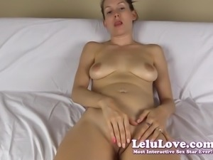 Masturbating and spreading my pussy for your cumshot