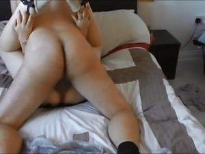 Wifes wedding ring creampie