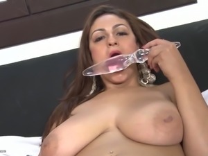 MILFs with big natural tits