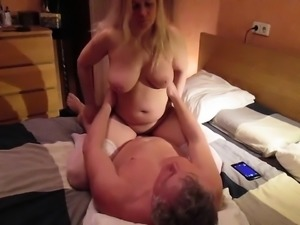 Blonde russian milf fucks and suck Raylene from dates25com