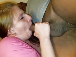 Cuckold milf creampied by bbc part 1