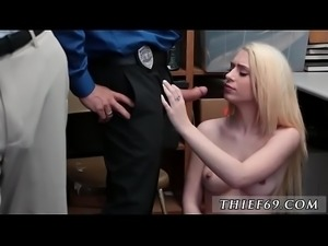 Sexy police Attempted Thieft