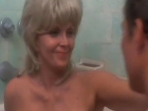 Mother and Son, Bathing and... Classic Erotic