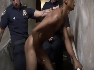 Florida gay black twinks dick cum movie first time Suspect on the Run